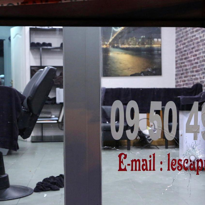 Tewrroranschläge in Paris