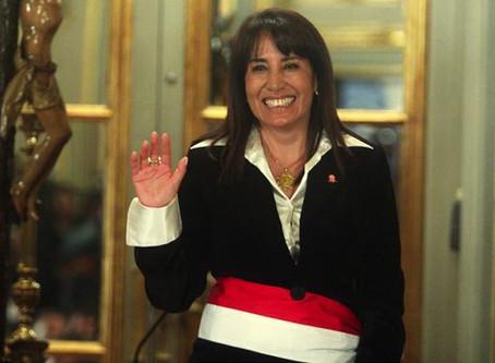 MINISTRA MAGALI SILVA ENCABEZARÁ EL PASEO AZUL POR EL AUTISMO EN EL BUS DE LA MARCA PERÚ