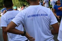 Carrera blue race 5k