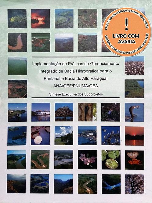 IMPLEMENTAÇÃO DE PRÁTICAS DE GERENCIAMENTO INTEGRADO DE BACIA HIDROGRÁFICA PARA