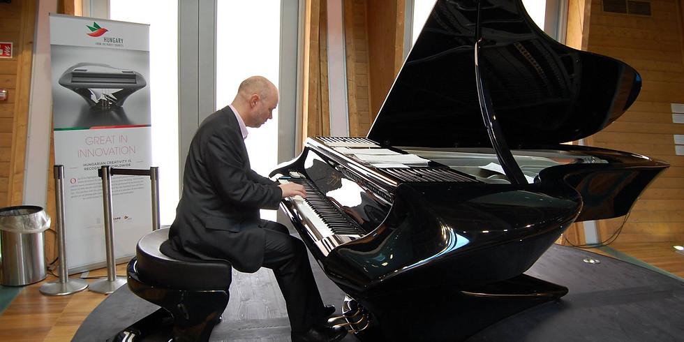 Improvizációs kurzus nem csak zongoristáknak - 2019. június