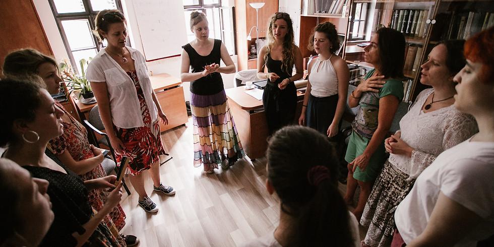 AMZAM@Énekes workshop