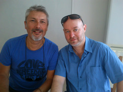 with Vincent Mascart