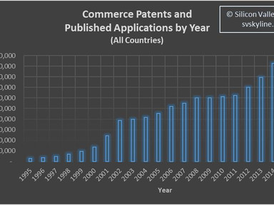 Patent Trends in Commerce