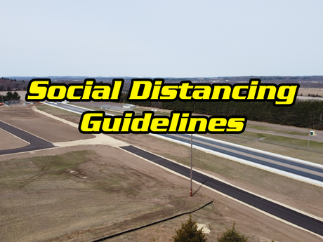 Social Distancing Rules for Memorial Day Weekend (May 22-24)