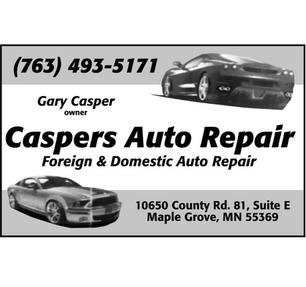 Caspers Auto Repair