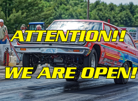 Saturday, May 16 Test & Tune Open for Registration!