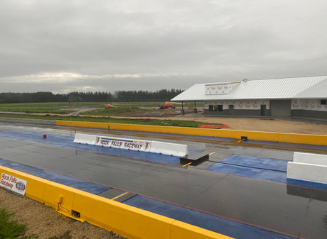 Wisconsin Drag Racing State Championships Rained Out
