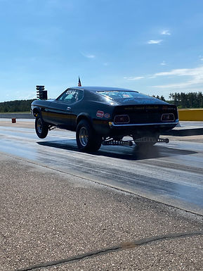 Sunday Muscle Car Race