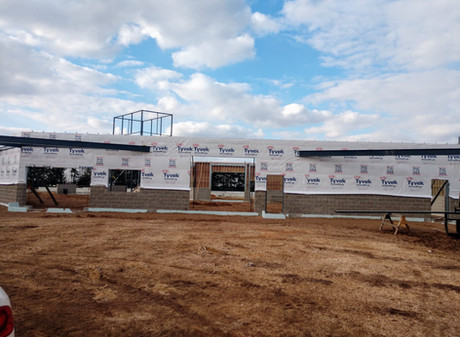 Rock Falls Raceway's New Pavilion Updates