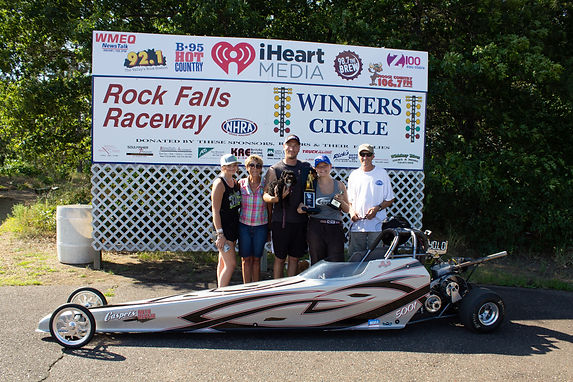 Test Day + Saturday Nite Special + Junior Dragster Race