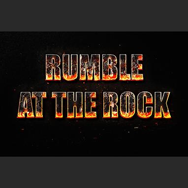 """Rumble @ The Rock"" No Prep Race"