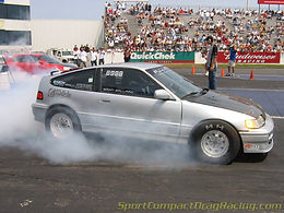 Saturday Sport Compact Drag Race