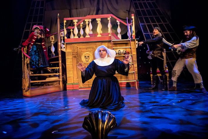 Captin Hook & the Nun
