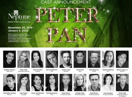 Peter Pan @ Neptune Theatre!