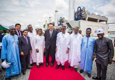Abuja Airport Power Plant Commissioned