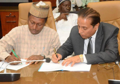 Jampur launches agricultural industrial park in Niger State, Nigeria