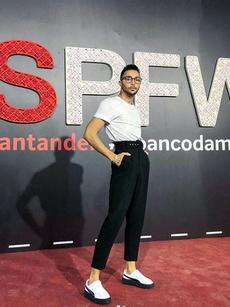 LuizFilho Sāo Paulo Fashion Week