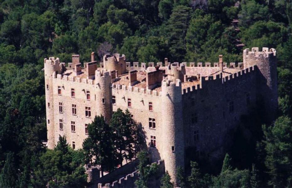 Chateau de Montfaucon - Rodolphe de Pins