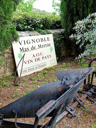 Domaine Mas de Martin