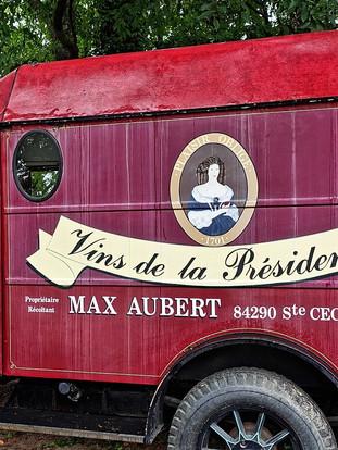 Domaine de la Présidente