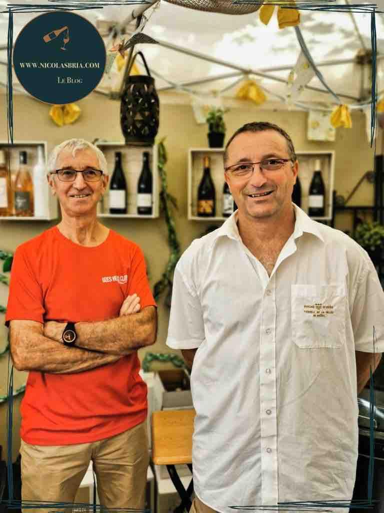 Domaine St Firmin - Didier et Robert Blanc
