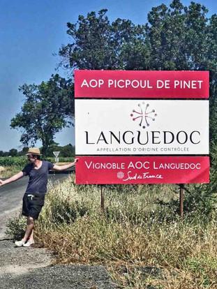 Visite à Pinet