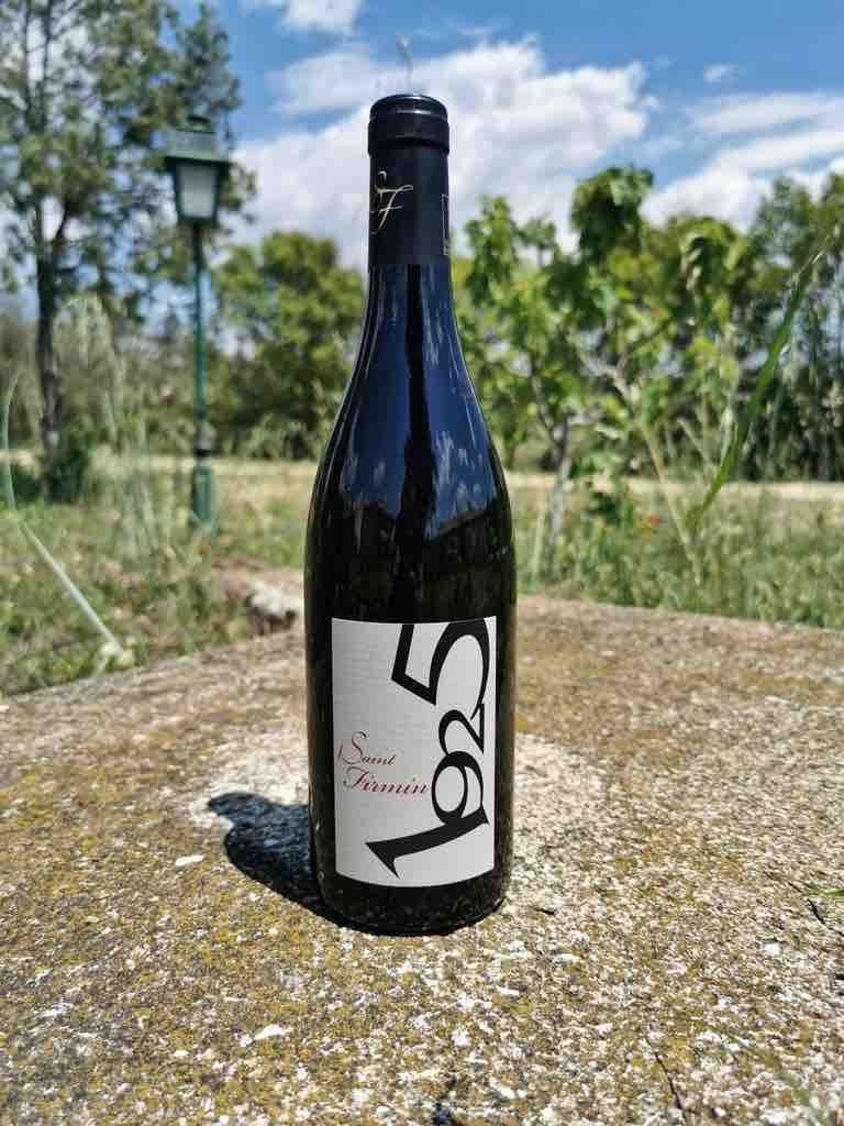 Vin Rouge - Cuvée 1925 - Domaine Saint-Firmin - Duché d'Uzès - Gard - #Vinvisdeviens