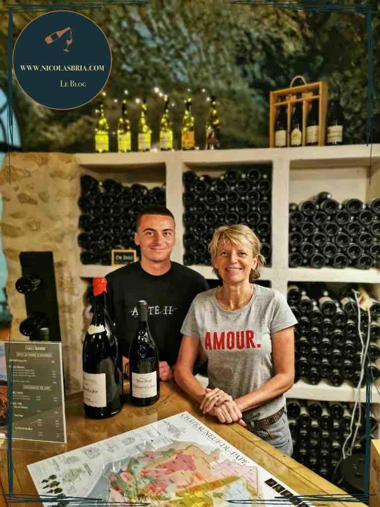 Nicolas et Françoise Roumieux - Vignobles Mayard