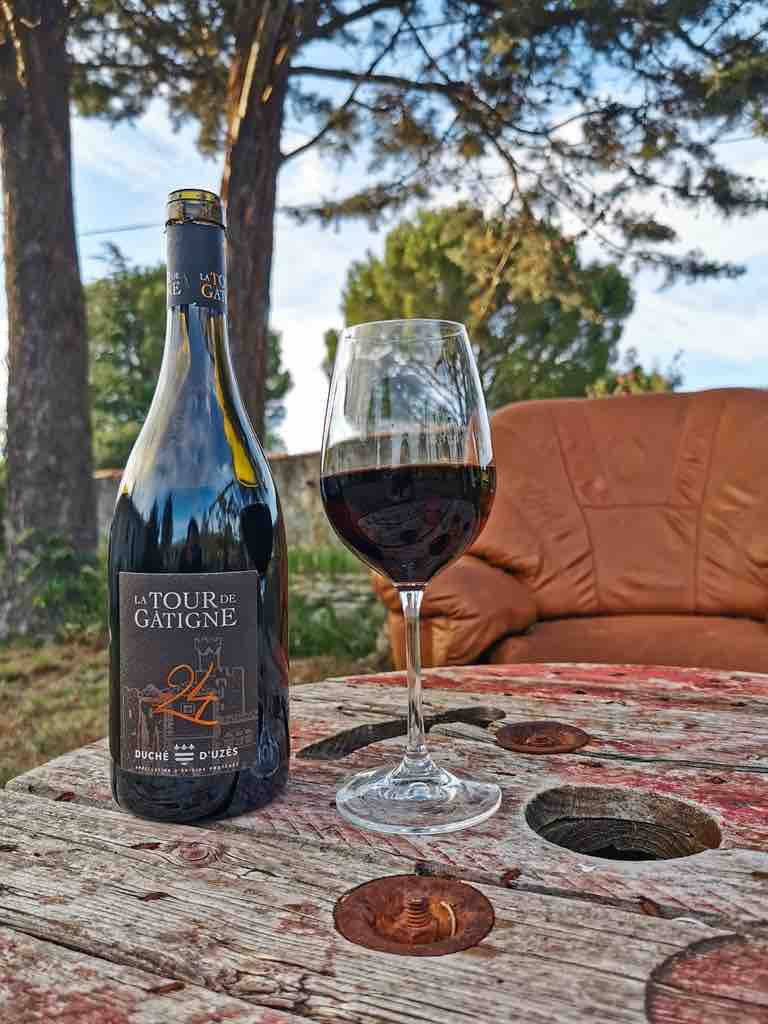 Vin - Cuvée 24 - La Tour de Gâtigne - Duché d'Uzès - #Vinvisdeviens