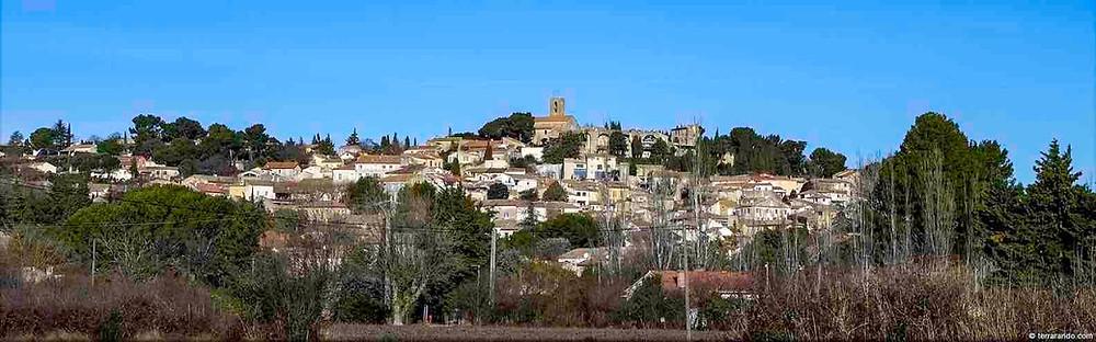 Chateauneuf de Gagagne - Côte-du-Rhône-villages-Gadagne