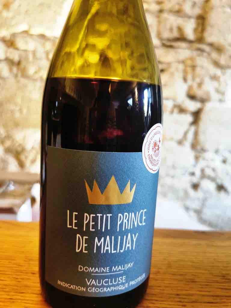 Le Petit Prince - Chateau Malijay
