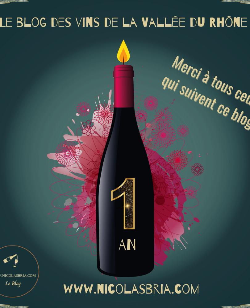 Le Blog Vin de la Vallée du Rhône fête s