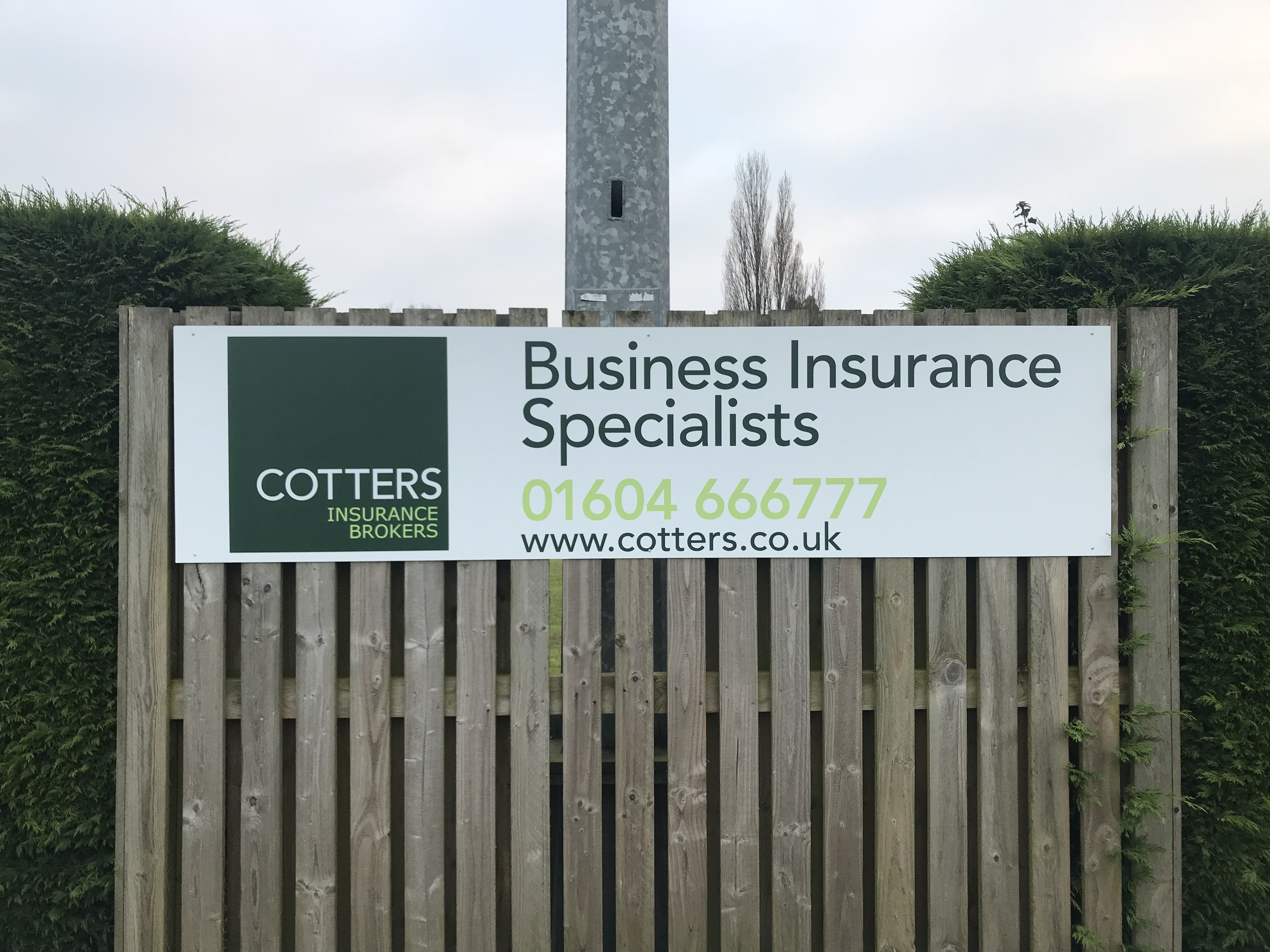 Cotters Insurance