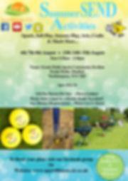 Sport4Fitness Summer SEND Activities 201