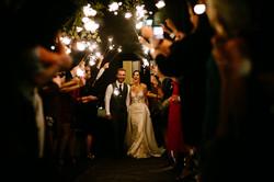 Copy of sparkler-entrance-night-romantic
