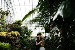 oak-park-conservatory-winter-engagement-chicago-documentary-wedding-photography-rotarski