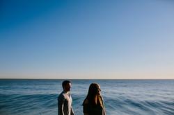 Sunrise-lake-michigan-shoreline-engagement-photography-wedding-chicago-fine-art-photojournalism-rota