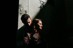 art-institute-north-garden-dramatic-nostalgic-engagement-photography-wedding-chicago-fine-art-photoj