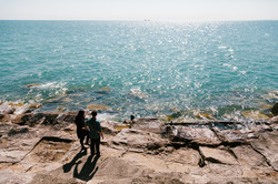 lake-michigan-shore-promontory-point-sunrise-summer-engagement-wedding-chicago-fine-art-photographer