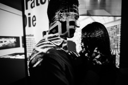 art-institute-projector-dark-moody-engagement-photographer-wedding-chicago-fine-art-photojournalism-