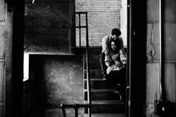 nostalgic-moody-intimate-warehouse-engagement-chicago-wedding-documentary-fine-art-photography-rotar