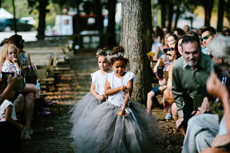 flower-girls-ballerina-dress-outdoor-summer-wedding-camp-wandawega-wisconsin-chicago-wedding-photographer-rotarski