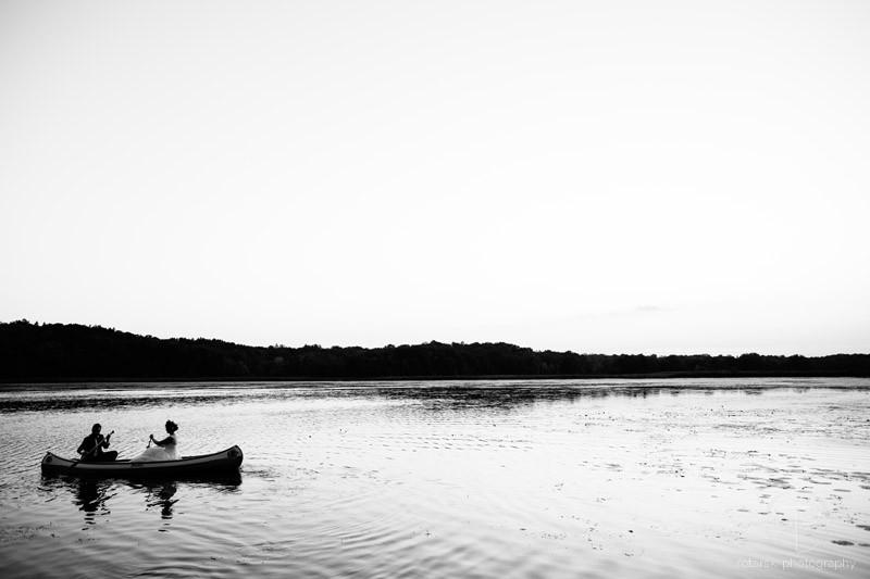 canoe-camp-wandawega-couple-lake-sunset-wedding-photography-chicago-wedding-photographer-rotarski