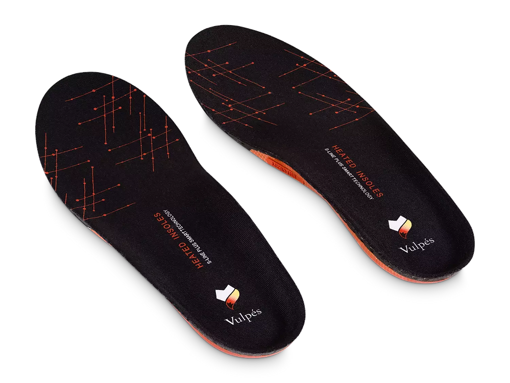 Vulpés S-Line PLUS - smart heated insoles