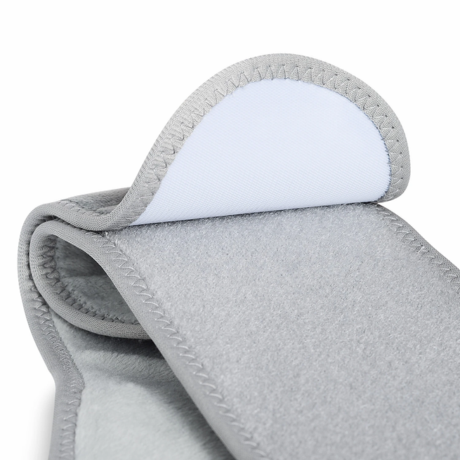 smart heated abdominal belt - high quality materials