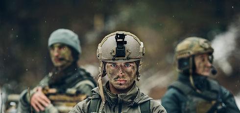 Intelligente Kleidung für das Militär