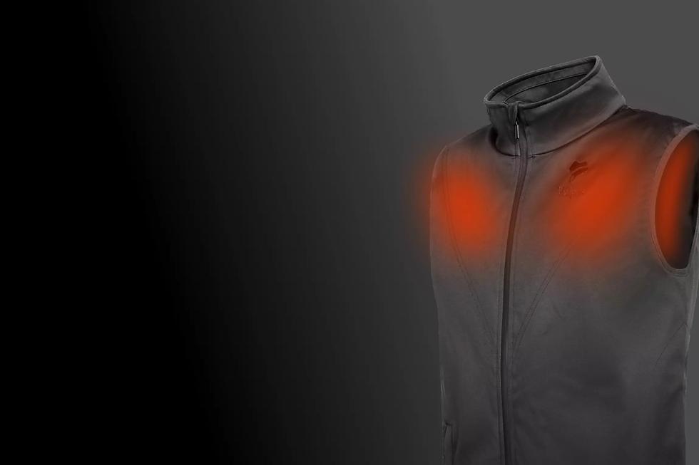 Vulpés Ganymed - smart heated vest (high heating performance)