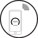 Vulpés BellyBelt - beheizbarer Wärmegürtel steuerbar per Smartphone