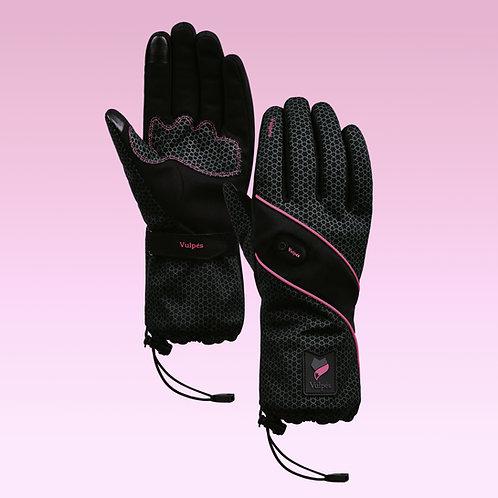 Vulpés MOONTOUCH - Beheizbare Handschuhe (Fuxia)